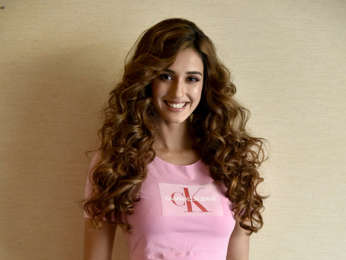 Disha Patani snapped attending an event for Calvin Klein