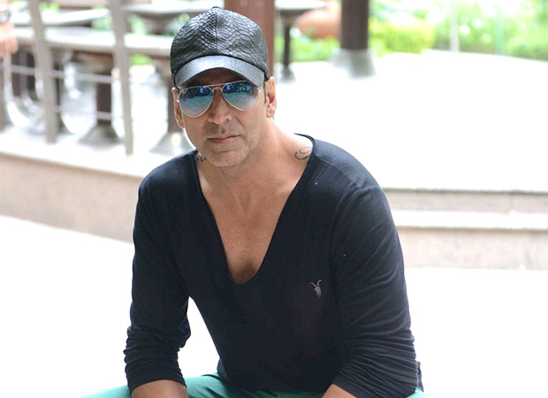 Exclusive Akshay Kumar becomes Prithviraj Chauhan before shooting of Lakshmi begins!
