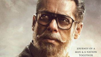 FIRST LOOK: Salman Khan makes a shocking transformation into an old man in Bharat