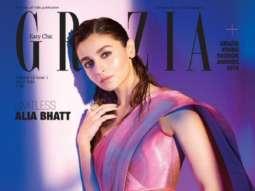 Alia Bhatt On The Covers Of Grazia
