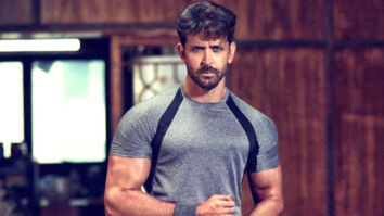 Here are a few pictures of Hrithik Roshan in the gym to get you through Thursday!