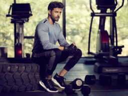 Hrithik Roshan's training post an ankle ligaments tear is INSPIRING