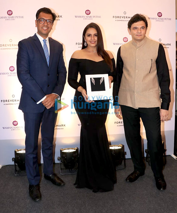 Huma Qureshi graces the launch of the new collection from Forevermark (2)