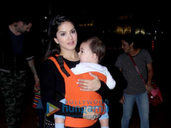Jacqueline Fernandez, Sunny Leone and others snapped at the airport