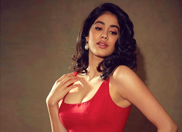 Janhvi Kapoor looks ravishing in red as she dresses up for the 20 years celebration of Sabyasachi