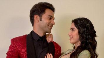 Janhvi Kapoor opens up about commenting I Love You on Rajkummar Rao's Instagram posts