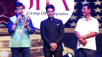 Jitendra and Karishma Tanna attend opening ceremony of Jha Group of Companies