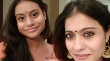 Kajol shares a heartwarming post on daughter Nysa Devgn's 16th birthday