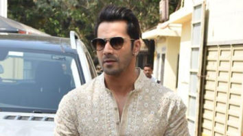 Kalank Trailer Launch Varun Dhawan opens up about the behaviour of his character Zafar