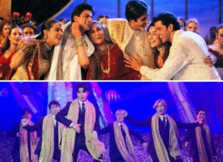Kpop group IN2IT and upcoming star AleXa groove to Kabhi Khushi Khabhie Gham's 'Bole Chudiyan'