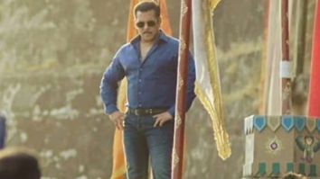 Dabangg 3 - Salman Khan and makers receive notice from Archaeological Survey of India to remove two antique pieces from the sets of the film!