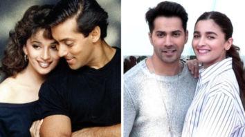 Madhuri Dixit feels Kalank stars Varun Dhawan and Alia Bhatt would be the perfect fit for Hum Aapke Hai Koun remake
