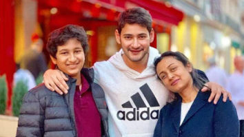 Mahesh Babu and his family look picture perfect as they spend quality time together