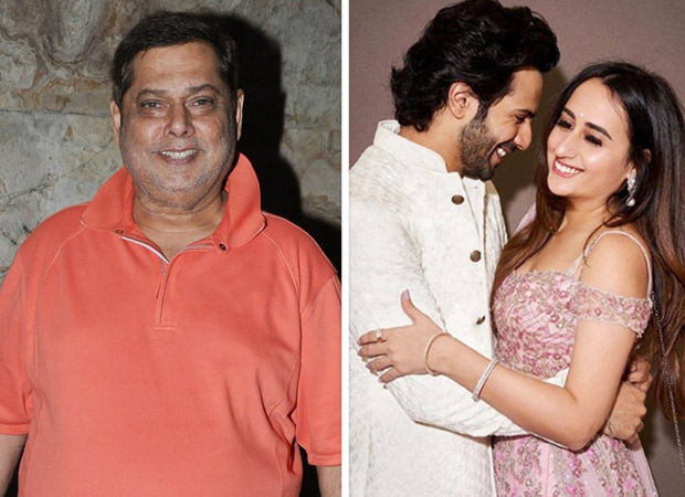 Woah! Did David Dhawan just CONFIRM that Varun Dhawan will tie the knot with Natasha Dalal in 2020?