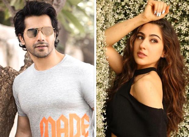 Coolie No. 1 Remake - Varun Dhawan, Sara Ali Khan starrer may now be retitled as Coolie No. 2?