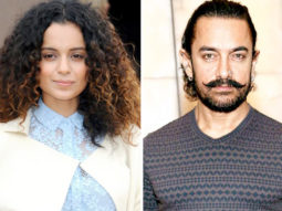 On the occasion of Earth Day, Kangana Ranaut donates 1 lakh To Aamir Khan's Paani Foundation