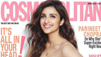 Parineeti Chopra looks all things cute, girly, and bubbly on the cover of Cosmopolitan