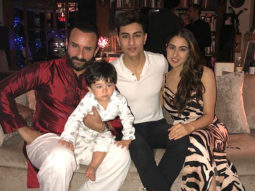 Saif Ali Khan's son, Ibrahim Ali Khan all set for a Bollywood career