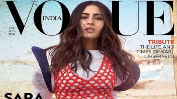 Sara Ali Khan On The Cover Of Vogue