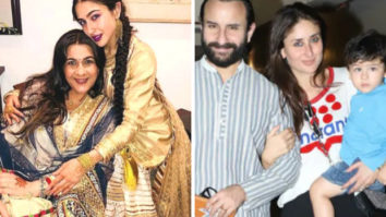Sara Ali Khan opens up about life with Saif Ali Khan after separation from Amrita Singh; relation with Kareena Kapoor Khan and Taimur Ali Khan