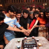 Shraddha Kapoor posts pictures from the wrap of Chhichhore and posts an emotional message as the journey comes to an end