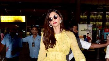 Sonam Kapoor Ahuja, Disha Patani and others spotted at the airport