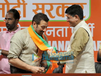 Sunny Deol joins BJP party