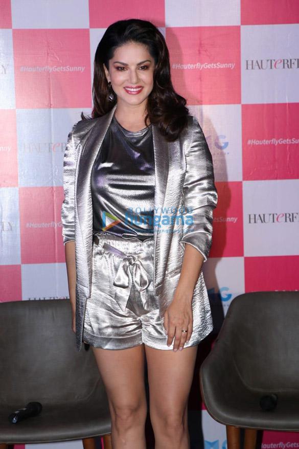 Sunny Leone announced as the face of the digital platform Hauterfly (2)