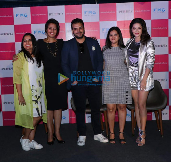 Sunny Leone announced as the face of the digital platform Hauterfly (3)