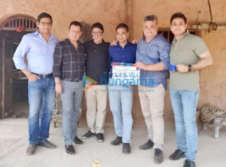 On The Sets from the movie T-Series Films' Next with Amitabh Bachchan