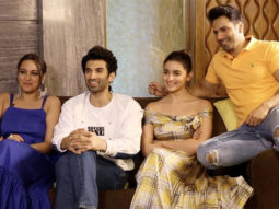 TEASER Varun, Alia, Aaditya & Sonakshi 's MOST ENTERTAINING Interview Ever KALANK