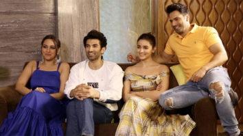 TEASER Varun, Alia, Aaditya & Sonakshi 's MOST ENTERTAINING Interview Ever KALANK
