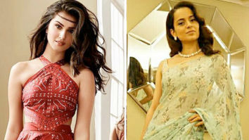Tara Sutaria of Student Of The Year 2 finds Kangana Ranaut inspiring and considers her a role model