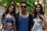 The Jawaani Song Launch- Part 1 Student Of The Year 2 Tiger Shroff Tara Sutaria Ananya Pandey