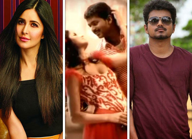 THROWBACK: This video of Katrina Kaif romancing South star Thalapathy Vijay in ad commercial will definitely make you NOSTALGIC!
