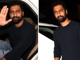 Vicky Kaushal Spotted at Escobar, Bandra