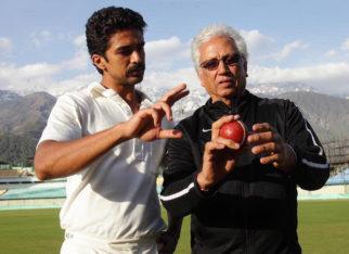 Watch Saqib Saleem perfect his moves as Jimmy Amarnath trains him for '83!