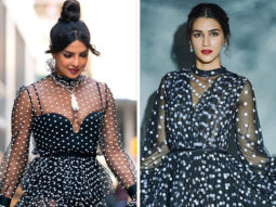 Who's Your Pick Priyanka Chopra Jonas or Kriti Sanon, who wore polka dots better
