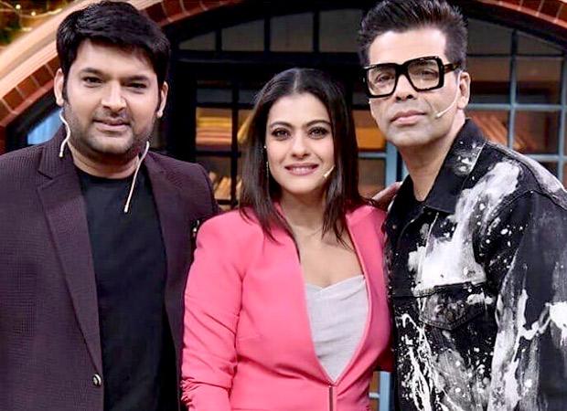 Here's how Karan Johar replied to Kajol calling him a 'Show Off Minister' on The Kapil Sharma Show!