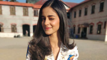 Ananya Panday's nicknames are unbelievably cute! (Watch video)