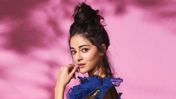 Ananya Panday ups her fashion game as she poses for Hello magazine