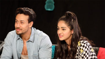 Ananya Pandey I don't wanna be Kebab Mein Haddi so I'd let Kartik & Sara... SOTY 2