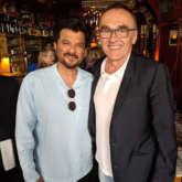 Anil Kapoor reunites with Slumdog Millionaire director Danny Boyle in London