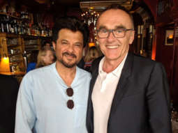 Anil Kapoor reunites with Slumdog Millionaire director Danny Boyle in London