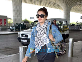 Arbaaz Khan, Raveena Tandon, Sonu Sood and others snapped at the airport
