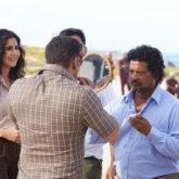 Bharat: Katrina Kaif shares behind the scenes glimpses with Salman Khan