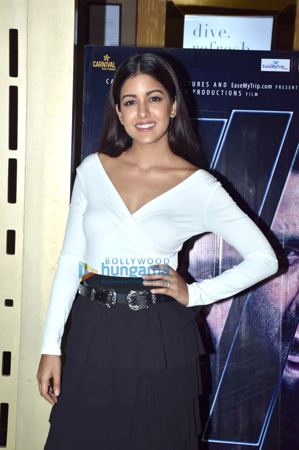 Celebs snapped at the special screening of 'Blank' (2)