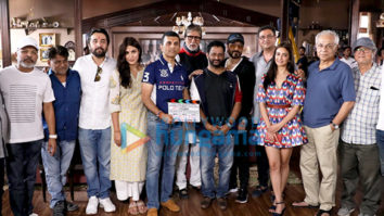 On The Sets Of The Movie Chehre