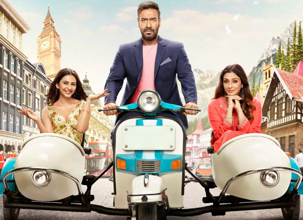 De De Pyaar De Box Office Prediction – The Ajay Devgn, Rakul Preet Singh, Tabu starrer set to take Rs. 16-17 crores opening (including paid previews), emerge as hattrick hit of Ajay Devgn