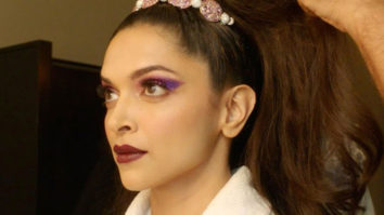 Deepika Padukone Gets Ready for the Met Gala Vogue